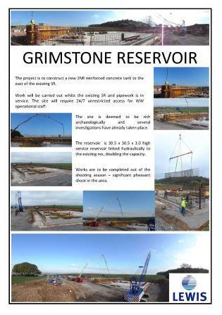 Grimstone Reservoir